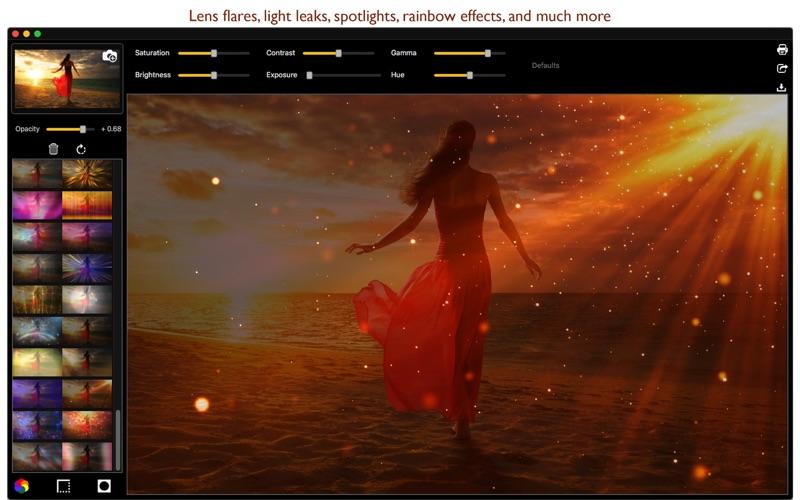Colorful Image Editor - Filter screenshot 1