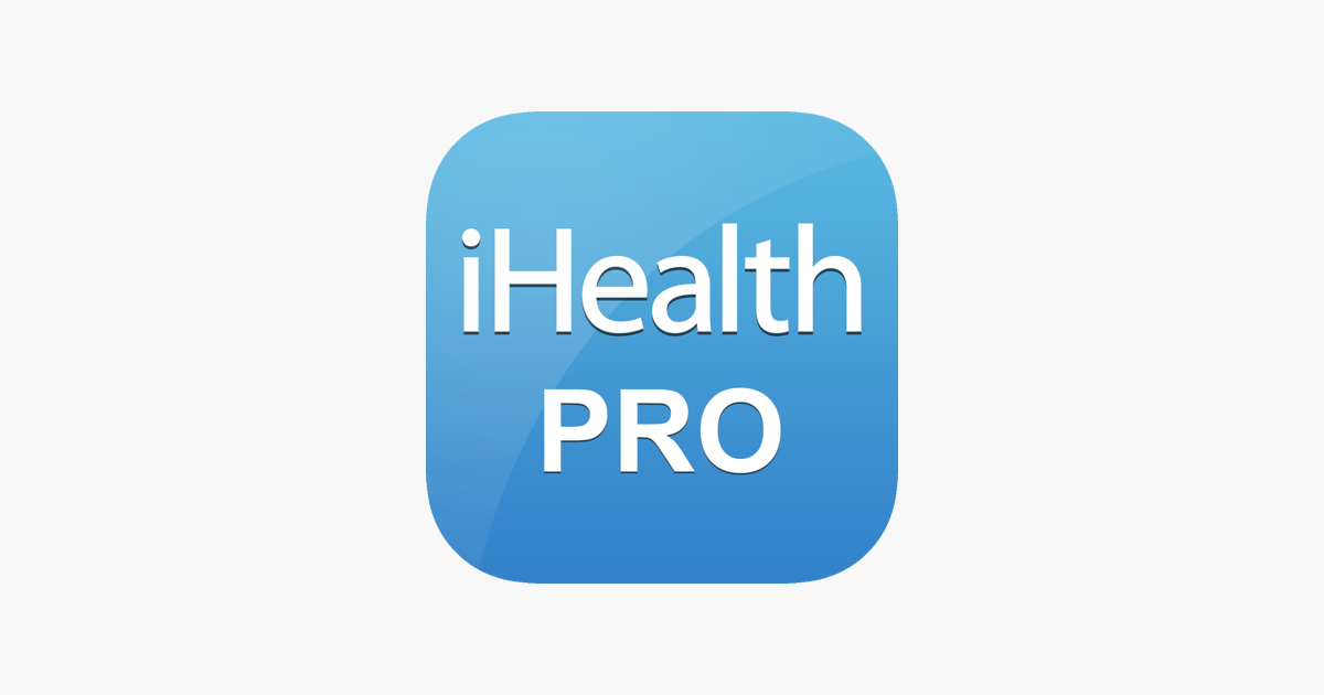 IHealth Pro On The App Store
