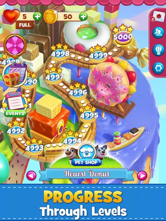 Cookie Jam: Match 3 Games iPad app afbeelding 4