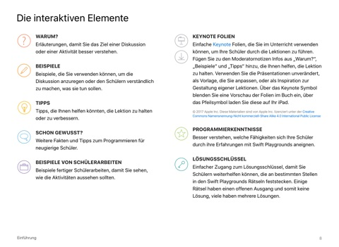 Swift Playgrounds: Programmieren lernen 1 & 2 by Apple Education on ...