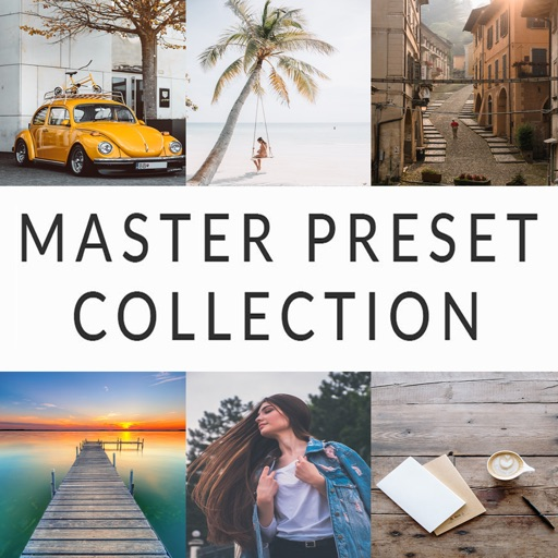 Master Collection Presets Pack