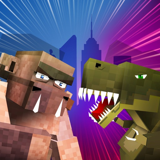 Blocky Monsters Smash