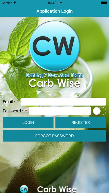 Carb Wise screenshot-0
