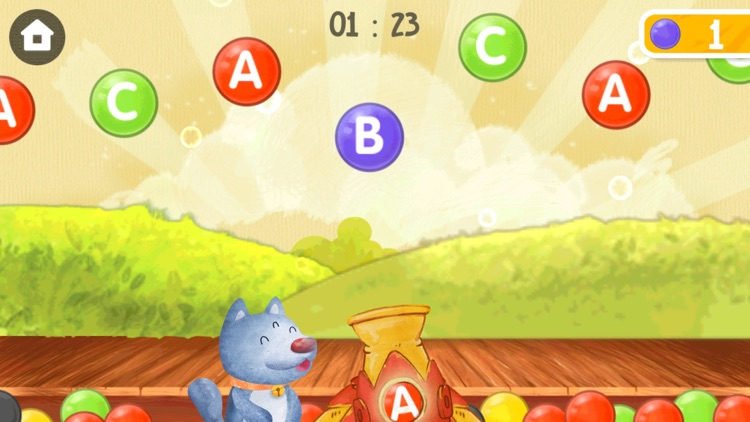ABC Alphabet Learning Games for Kids screenshot-3