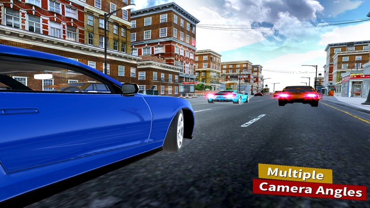 Horizon Traffic Racer: Endless Highway Racing screenshot-3