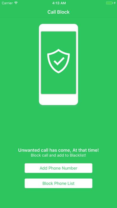 Screenshot #2 pour Call Blocker™ - Block Spam