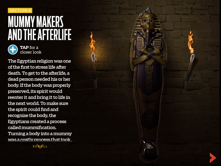 Ancient Egypt by KIDS DISCOVER screenshot-3