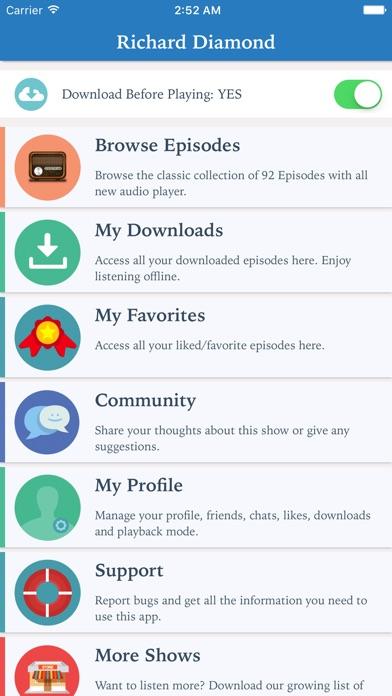 profile detective app