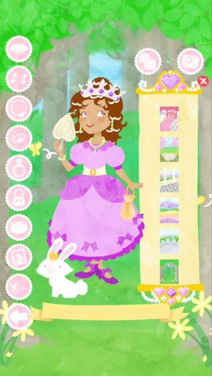 Princess Fashion Show Dress Up