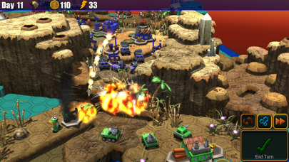 Epic Little War Gameのおすすめ画像3