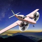 飛行機飛行シミュレーター - 航空パイロットアドベンチャー