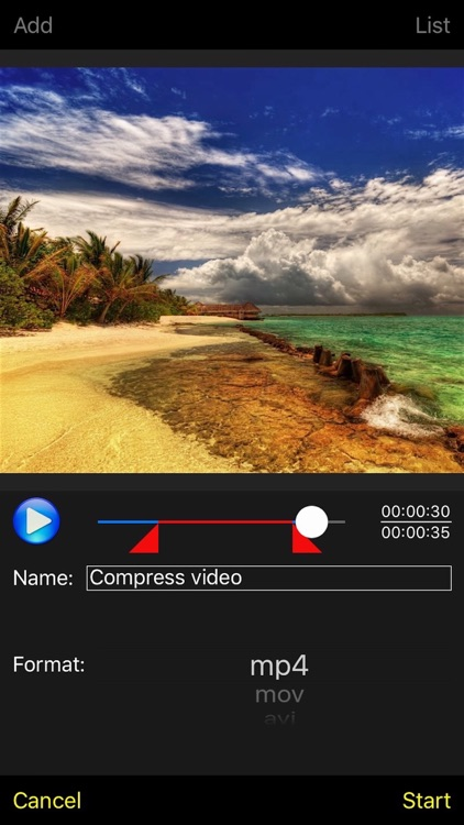 Video Compress Pro - Small Compressor Smaller screenshot-3