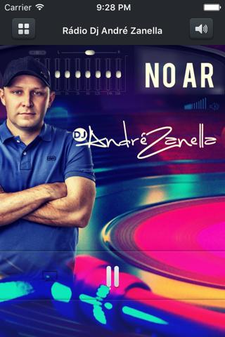 Rádio DJ André Zanella - náhled
