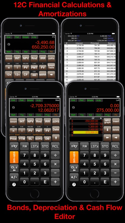 allRPNCalc Calculator screenshot-2