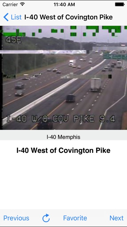 Memphis Traffic Cam screenshot-3