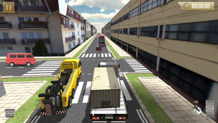Real City Cargo Truck Drive 2017 screenshot-2