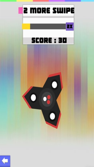 Fid Spinner Challenge Tap Hand for Finger Spin on the App Store