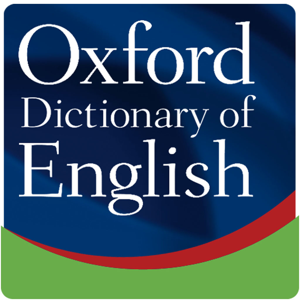 Oxford Dictionary of English, 2017 Reference app