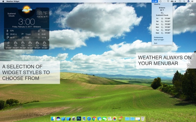 weather widget desktop on the mac app store rh apps apple com