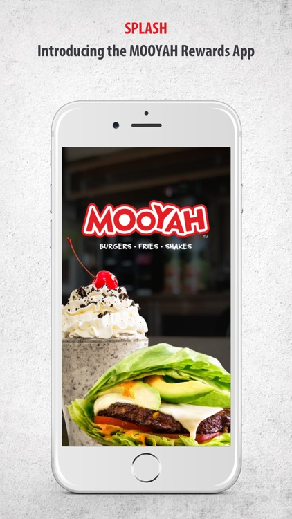 MOOYAH Rewards