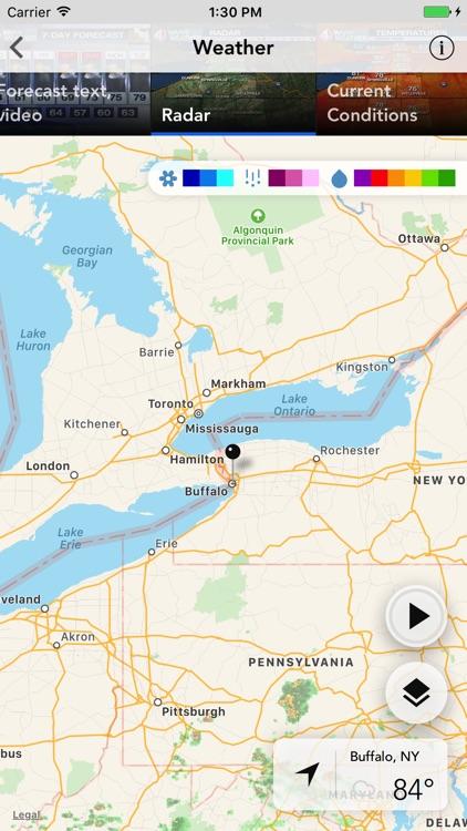 WIVB News 4 - Buffalo News and Weather screenshot-4