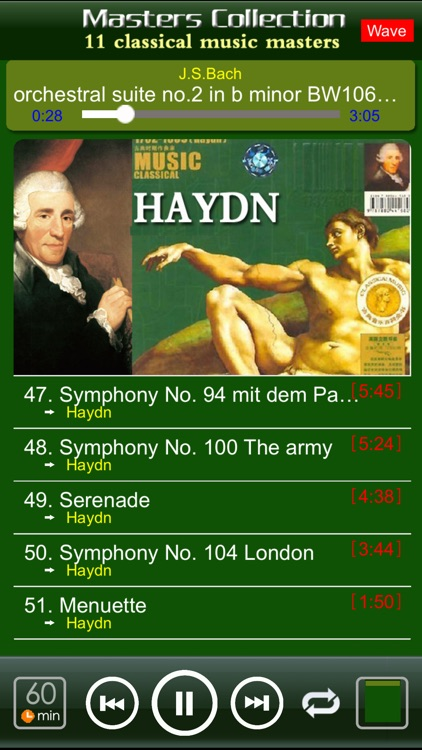 [ Listen master ] 11 master of classical music