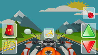 Baby Moto Rider - your toddler's first motorbike screenshot two