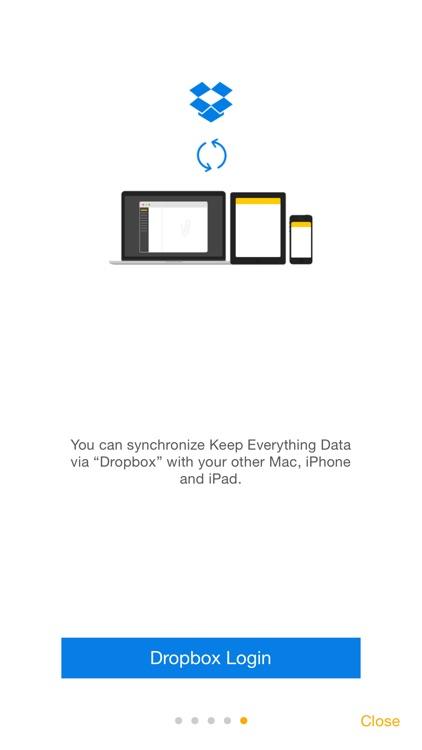 Keep Everything screenshot-3