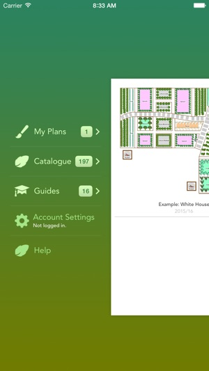 Garden plan pro on the app store for Garden planner app