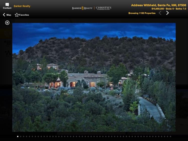 Santa Fe Real Estate Mobile for iPad screenshot-4
