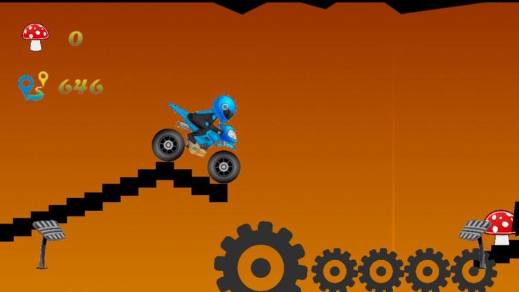 Stumbling Ride - Biker Racing Game