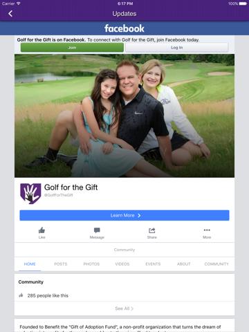 Golf For The Gift - náhled