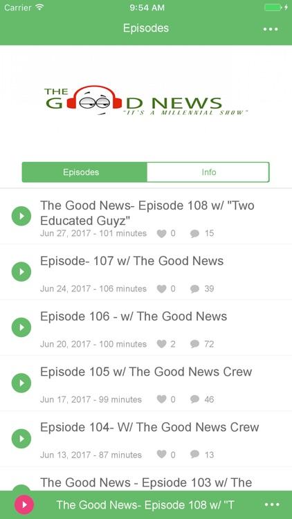 The Good News Radio Show