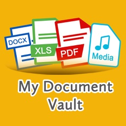 MyDocumentVault - USB Disk to Store/View Docs