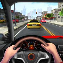 Drive Traffic Racing - 王者 北京赛车