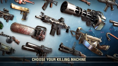 Dead trigger 2 zombies shooter by madfinger games as ios united screenshots malvernweather Images
