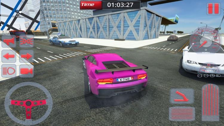 StuntX Car Driving Parking Sim screenshot-3