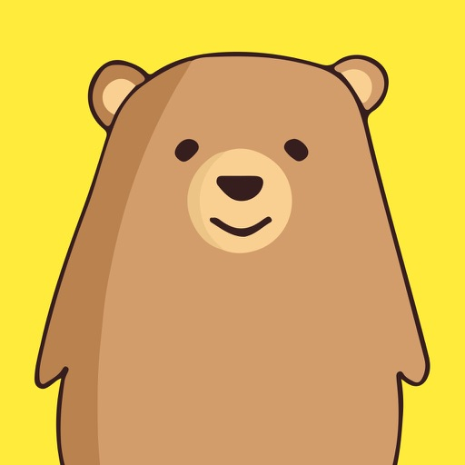 Baby Bear - Stickers for iMessage