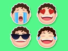 Face Stickers App -  Emoji Transformation