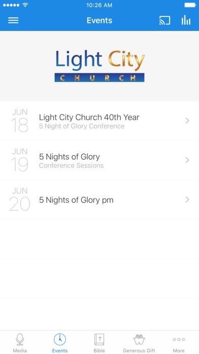 Light City Church screenshot 2