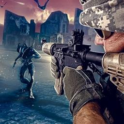 ZOMBIE Beyond Terror: Best Shooter Game