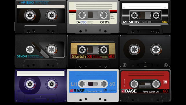 Tape Screenshot