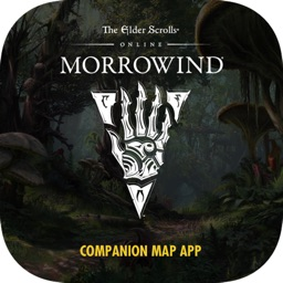 ESO Morrowind Map App