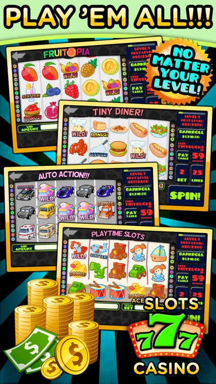 Ace Slots Casino screenshot-3