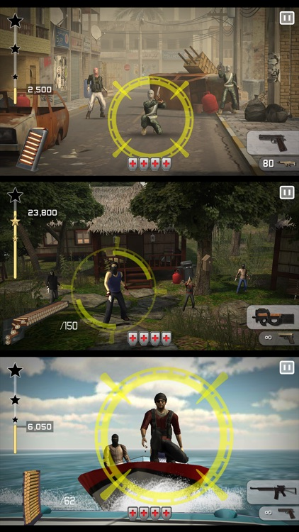 Grand Shooter - 3D Crisis Game screenshot-3