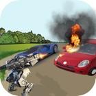 Futuristic Robot Battle : Robot Vs Car Battle icon