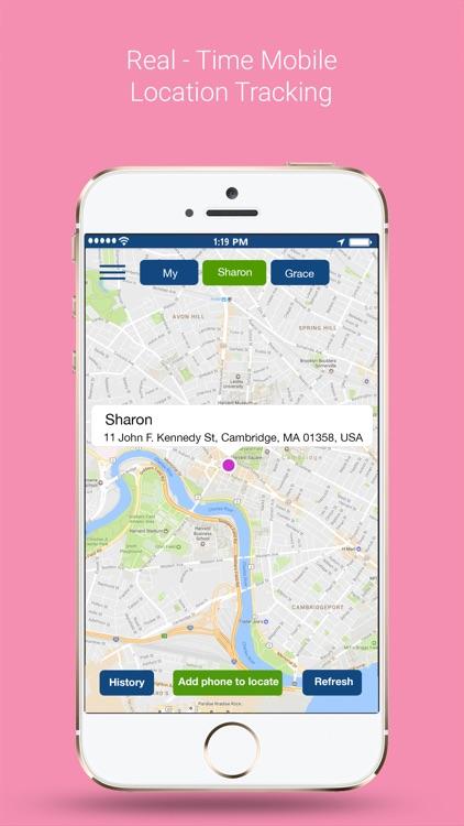 Track Any Phone - iLocateMoble