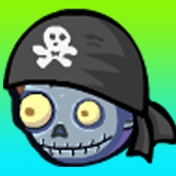 Pirates Slay - Kill Zombies Game