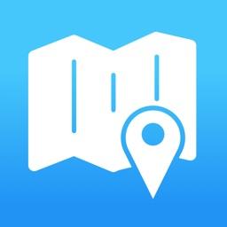 地图大师- 导航,GPS定位