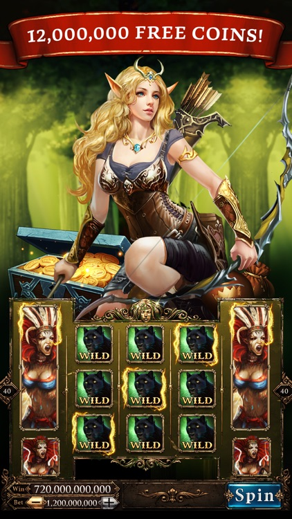 Scatter Slots: Vegas Slot Machines & Casino Games screenshot-0